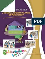 Plan de Negocios Venta 2012