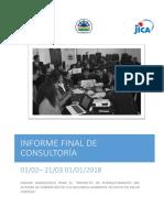 Informe Final Asesor Pedagogico