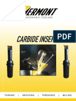 VIT Turning Insert Catalog