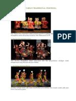 15 Tarian Tradisional Indonesia