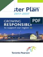 Toronto Airport Masterplan