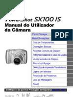 Manual Canon SX100-Is Portuguese