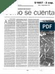 SPERANZA - Cómo Se Cuenta Una Guerra