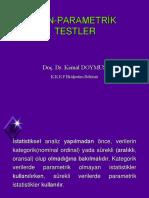Non Parametrik Testler1