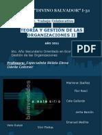 1er Trabajo Colaborativo 6to Economia IDS