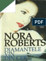 Nora Roberts - Diamantele vin din cer.pdf