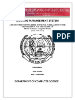 Banking Management System