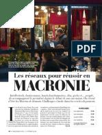 180201 Les Réseaux Macron Challenges