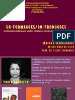 Co Formacoes Co Producoes Apresentação