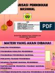 Tugas Kelompok 3 Standarisasi Pendidikan Nasional