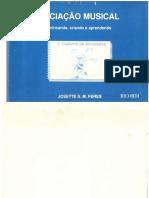 Josette Feres - Iniciação musical - Caderno 1