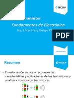 S03. Transistor Bipolar