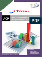 Projet de ACP (Analyse des donneés)