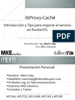 PROXY MKT