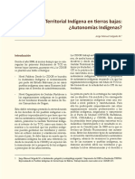 La Gestion Territorial Indigena en Tierras Bajas (Salgado)