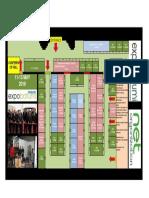 Expo Batumi Travel 2018 Floor Plan