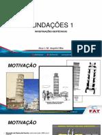 01 - Investigações Geotécnicas - FAT