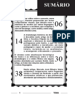 Revista Tema Edicao 87