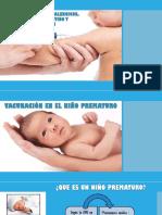 Vacunación en Bebes Inmunoterapia