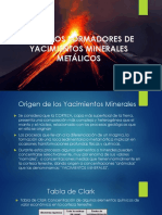 3. Erm-procesos Formadores de Mineralizacion