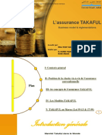 assurance Takaful au maroc