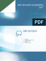 DIRF Responde Linha RM