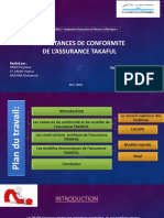Instances de Conformité de l'Assurance Takaful