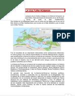 Cultura Romana, Estructura Civil