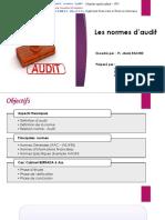 Exposé d'Audit 'Les Normes'