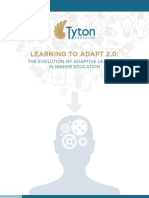 Yton Partners Learning to Adapt 2.0 FINAL