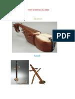 Instrumentos Árabes Catarina Pereira734673763