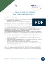 AC Global Code of Ethics