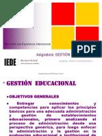 Gestion Educacional Comp Mod 2- Obc