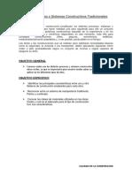 Procedimientos y Sistemas Constructivos
