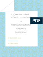 Smart Homeschooler Book List 134