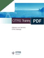 OTRS Administrator Trainings