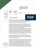 Rapport de l'Afsca suite au scandale Veviba