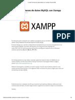 Creación de bases de datos MySQL con Xampp.pdf