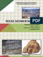 7. Rocas Sedimentarias