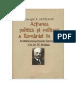 Acţiunea Politică Şi Militară a României În 1919 - Gheorghe I. Brătianu