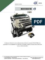 Especificaciones FMX ejdc