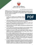 Res. 75-2018-JNE Reglamento Personeros