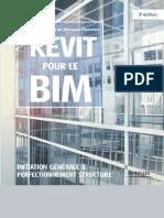 Revit Pour Le BIM _ Initiation Générale Et Perfectionnement Structure 2017