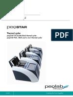 PeqStar 96X Gradient Manual