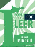 Portugués Día 1-10