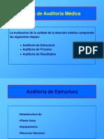 06 FYNR Tipos de Auditoria Medica