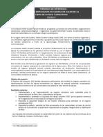 TDR Tecnico Expecialista en CdV de Fibra de Alpaca y Derivados PACHA II 03.09.17