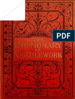 The Dictionary of Needlework - Caulfeild, Frances, Saward (1885) Vol. 6