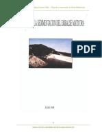 Estudio de la sedimentación del embalse Matícora (1998)