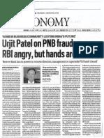 Rbi Governor is Angry